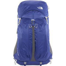The North Face Banchee 50 Backpack Women Sodalite Blue/High Rise Grey